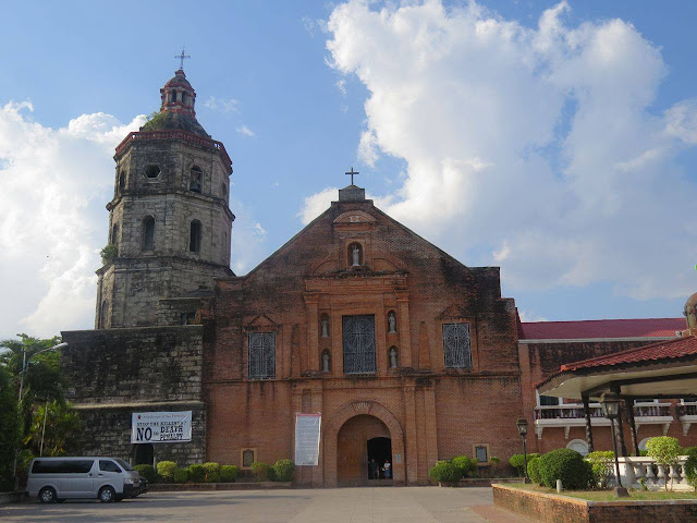Churches in Pampanga for Visita Iglesia