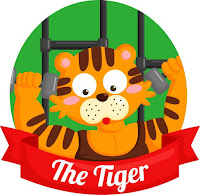 Chinese Horoscopes -Chinese Zodiac Sign Tiger with Feng Shui Foon