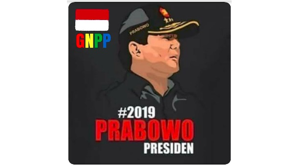 GNPP Launching #2019PrabowoSandi
