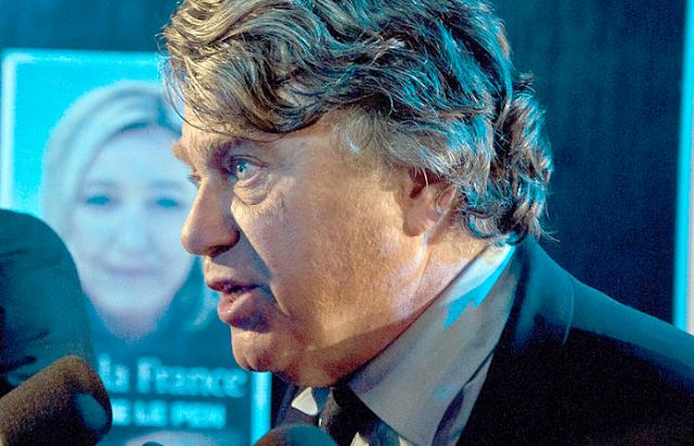 "Gilbert Collard (FN) appelle à ""purger les banlieues"" / DR"