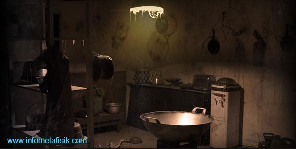 Kisah Hantu Penunggu Dapur