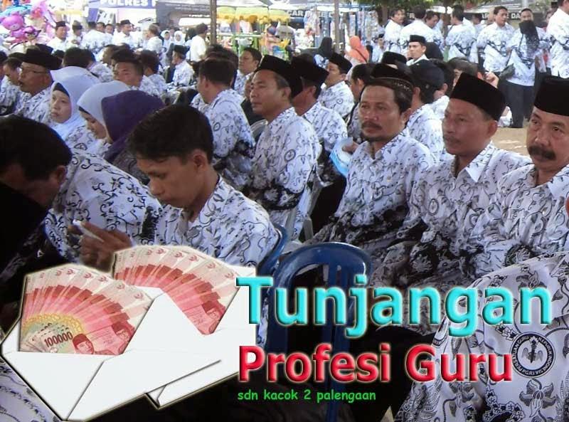 Tunjangan Profesi Guru (TPG)