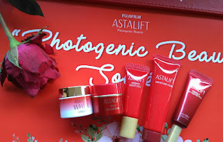 Tampil Fotogenic & Flawless Tanpa Make Up Dengan Astalift