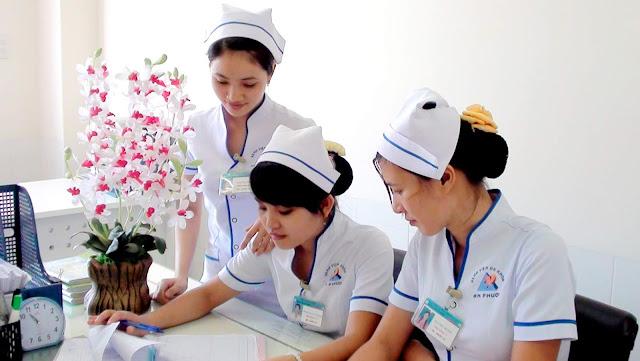 Trường Trung cấp điều dưỡng Hà Nội Tuyển sinh năm 2019