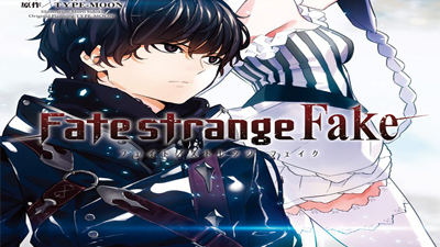 Fate/strange fake Novela - Vol 3