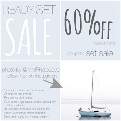 Seaside Inspired Coupons