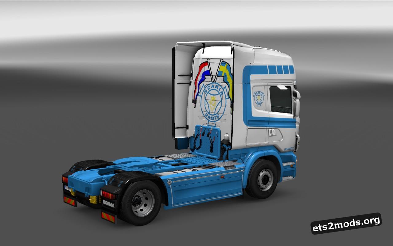 Mike Kok Skin for Scania RJL