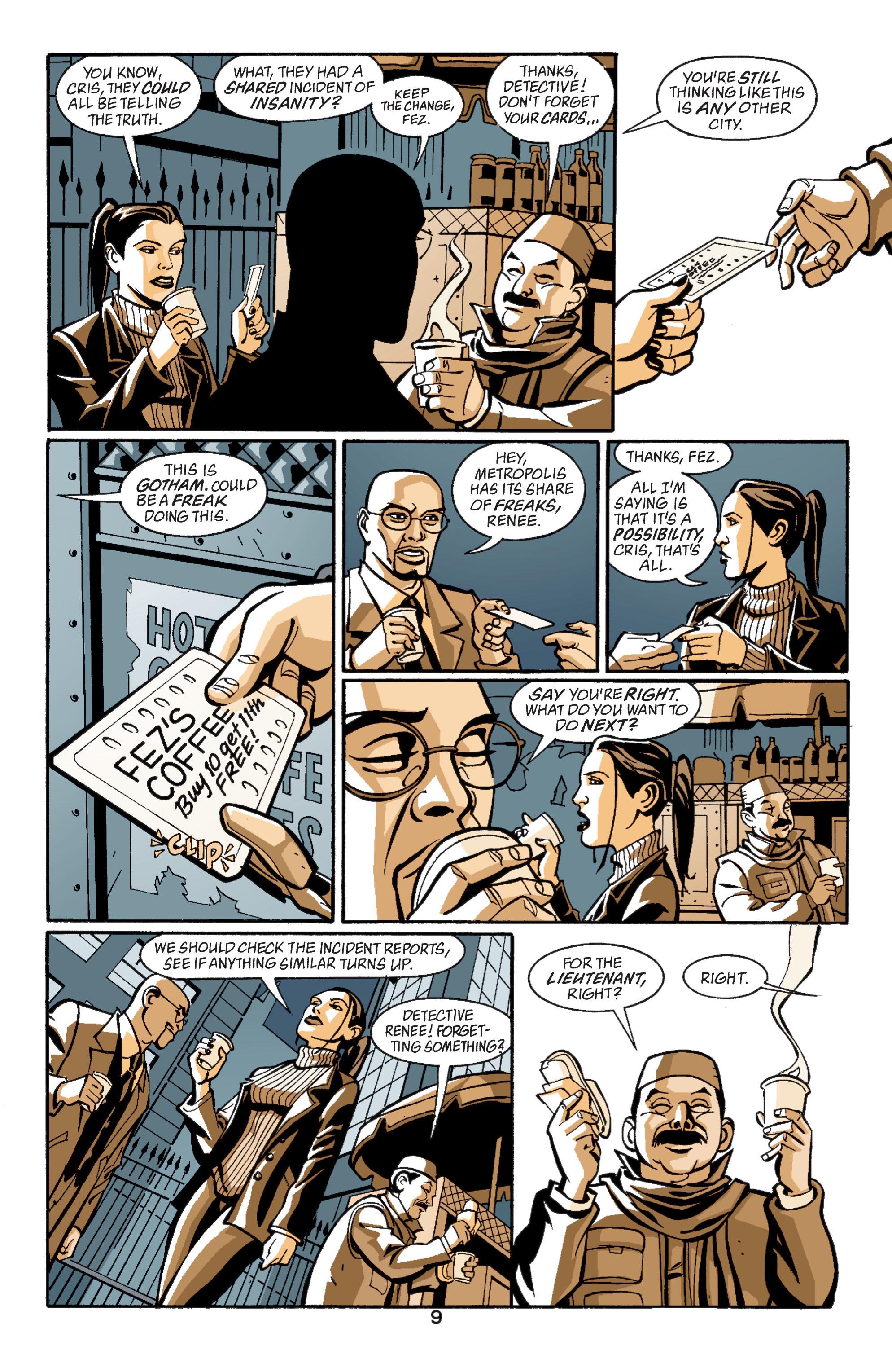 Detective Comics (1937) 758 Page 9