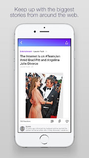 Yahoo Newsroom app for Android and iOS released