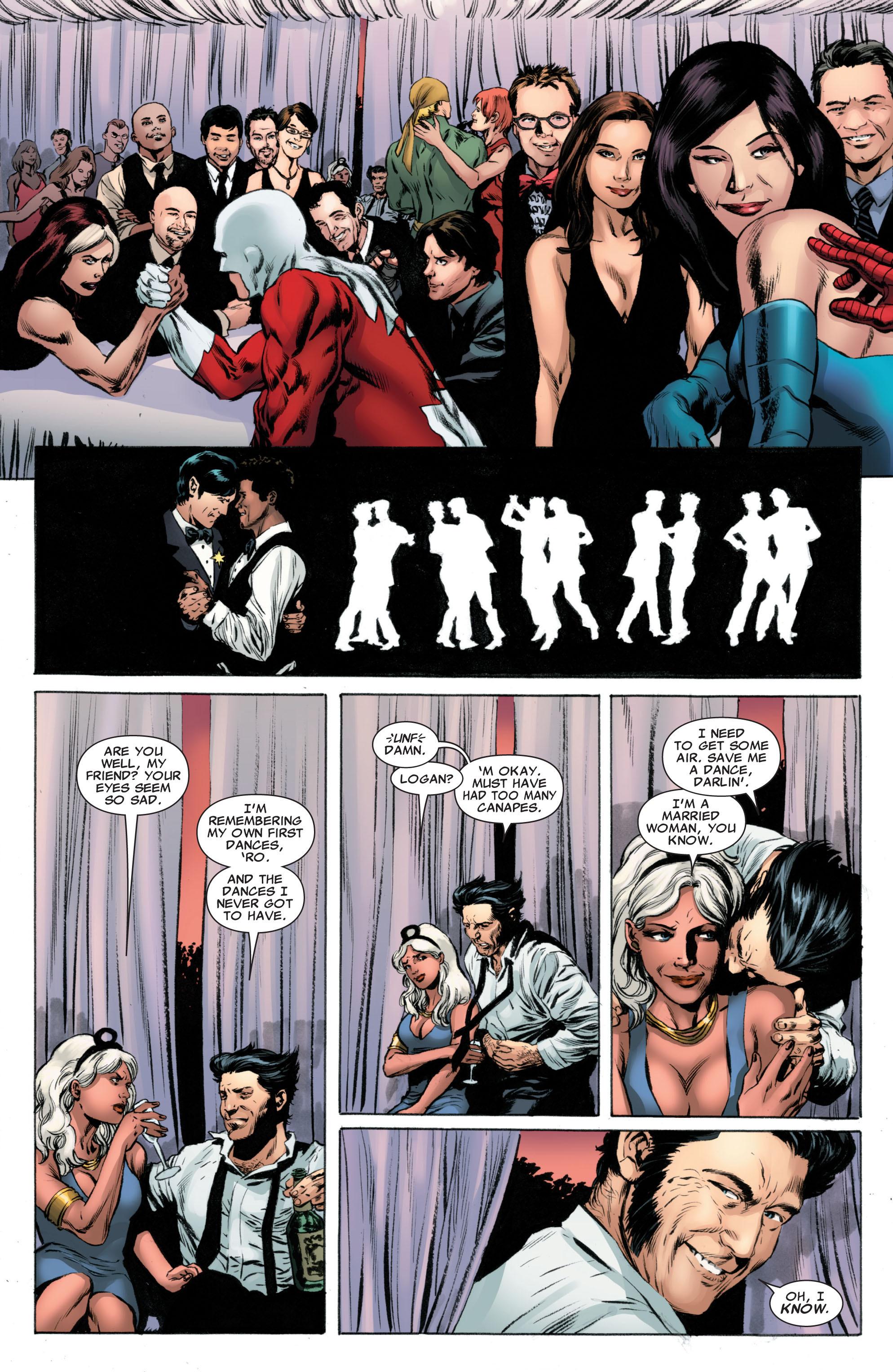 Read online Astonishing X-Men (2004) comic -  Issue #51 - 28