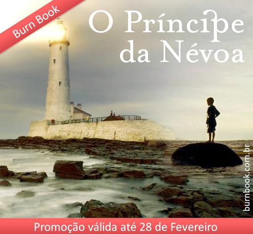 Promo: O Principe da Nevoa, de Carlos Ruiz Zafon 6