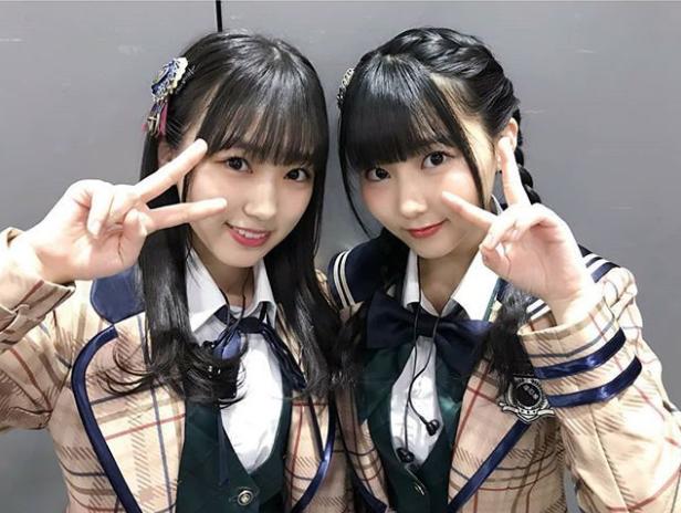 HKT48 11th Single Nako Yabuki Tanaka Miku.png