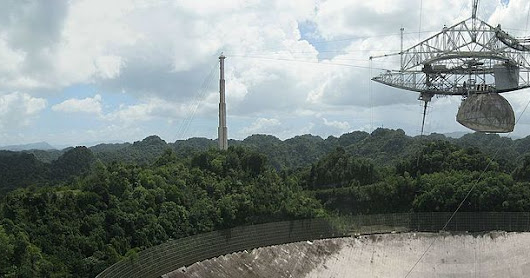 Public Hearings for Future of Arecibo Observatory
