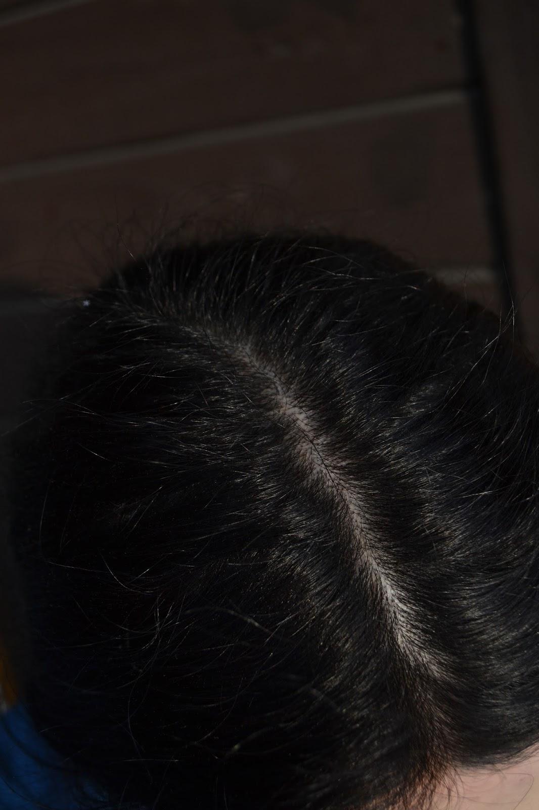 henna na włosy
