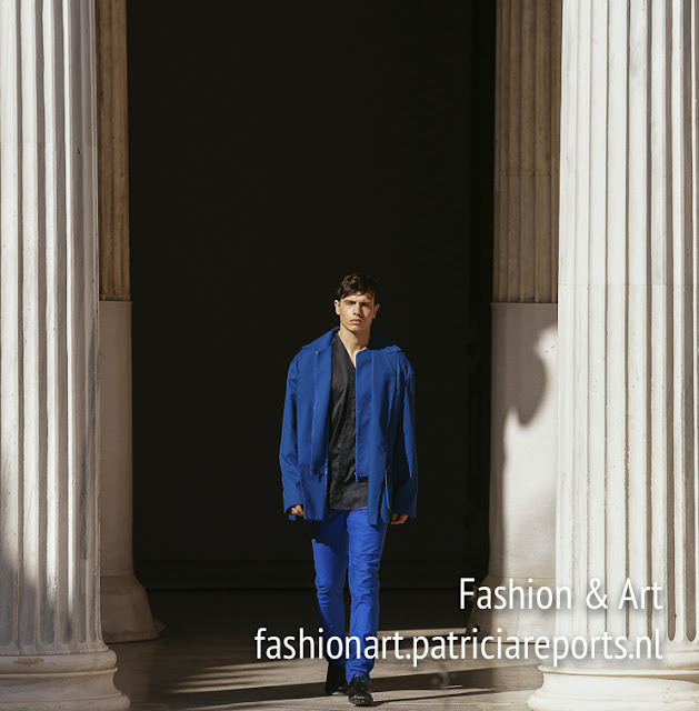 Yiorgos Eleftheriades MensWear - blue suit