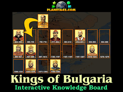 Kings of Bulgaria Game