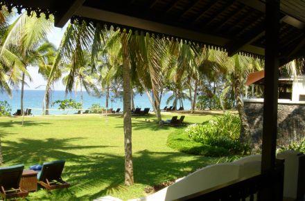 Percutian Private di Tanjong Jara Beach Resort Dungun