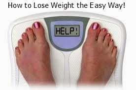 How to Lose Weight the Easy Way!