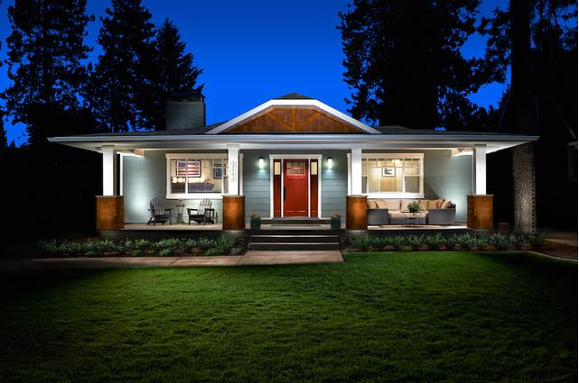 Craftsman Versus Ranch Remodel Decisions