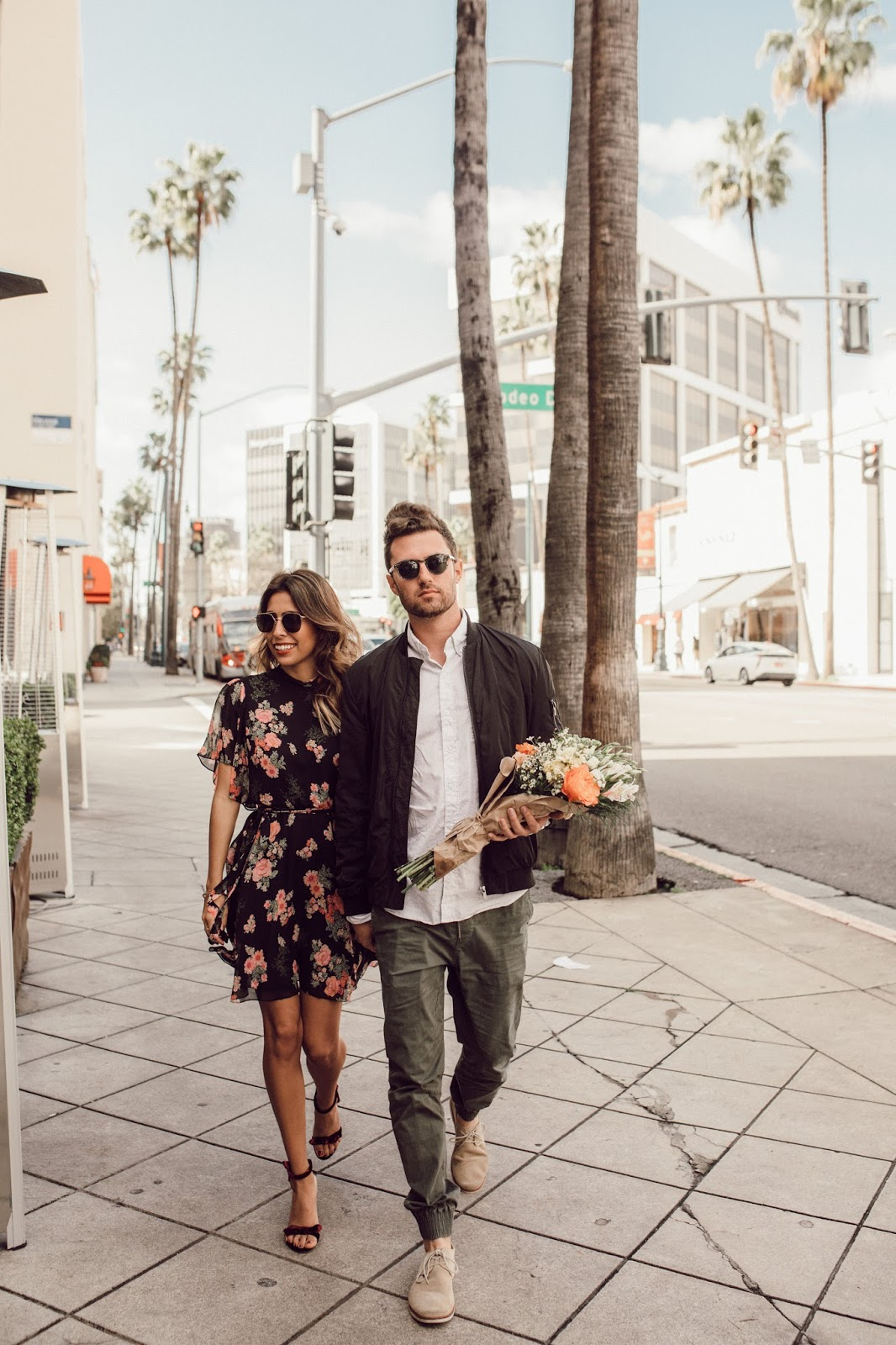 rodeo drive date night, beverly wilshire, valentine's day ideas, everyday pursuits boyfriend, couples outfit ideas