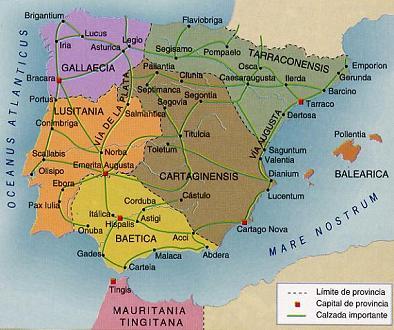 Individuo-Sociedad-Cultura-Espacio: La organización de Hispania ...