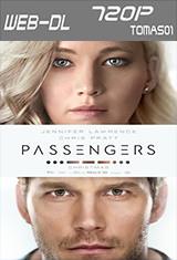 Pasajeros (Passengers) (2016) WEB-DL 720p