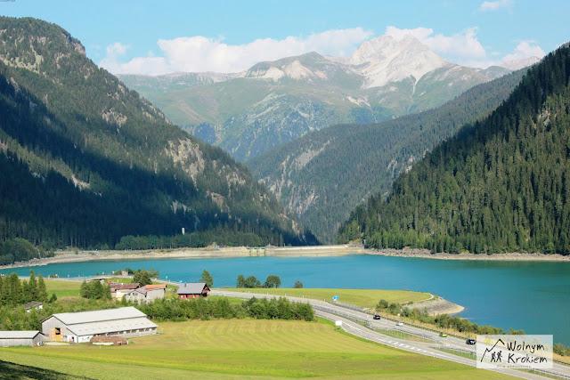 Alpy Szwajcaria Sufers
