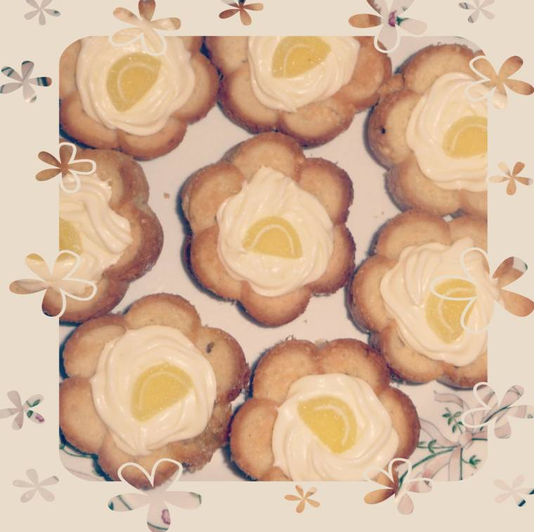 Tangy Lemon Cakes