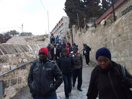Lecturer, Soldier, Policeman, 97 Other Nigerian Pilgrims Abscond In Israel
