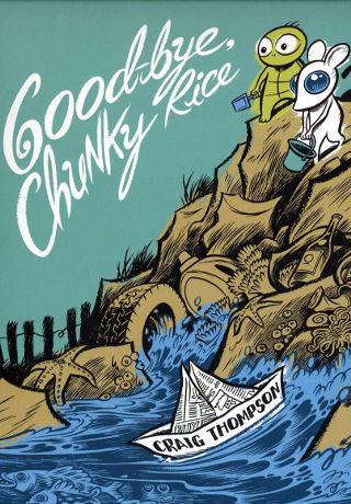 Good-bye, Chunky Rice graphic novel