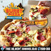 Dominos BURST Pizza American All Star Diskon Hingga 30%