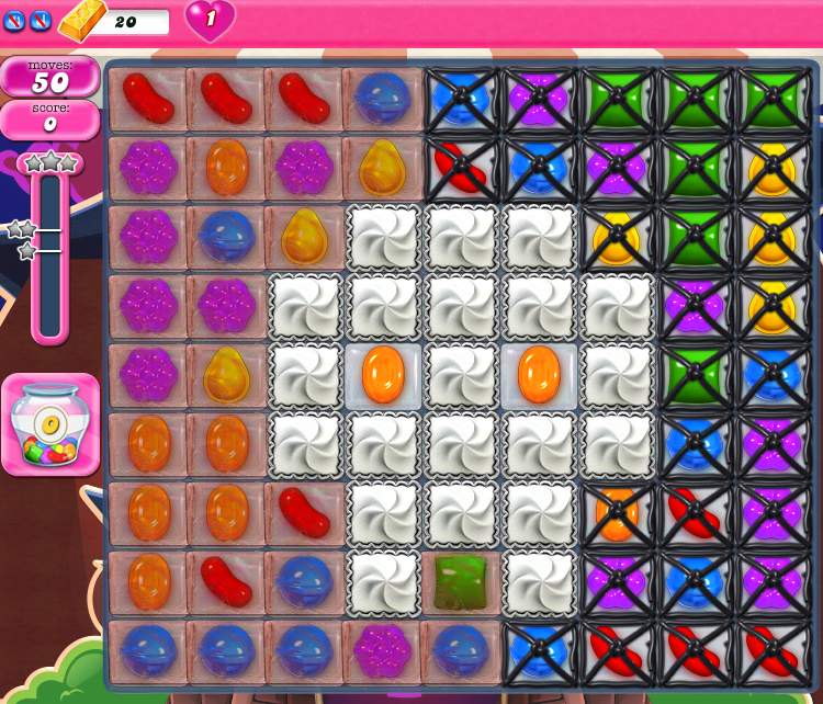 Candy Crush Saga 1482
