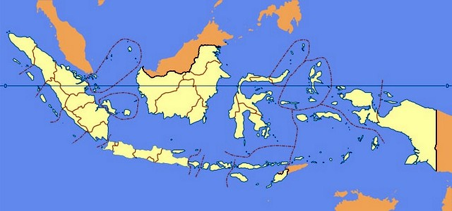 Bangsa Indonesia adalah bangsa dan negara besar