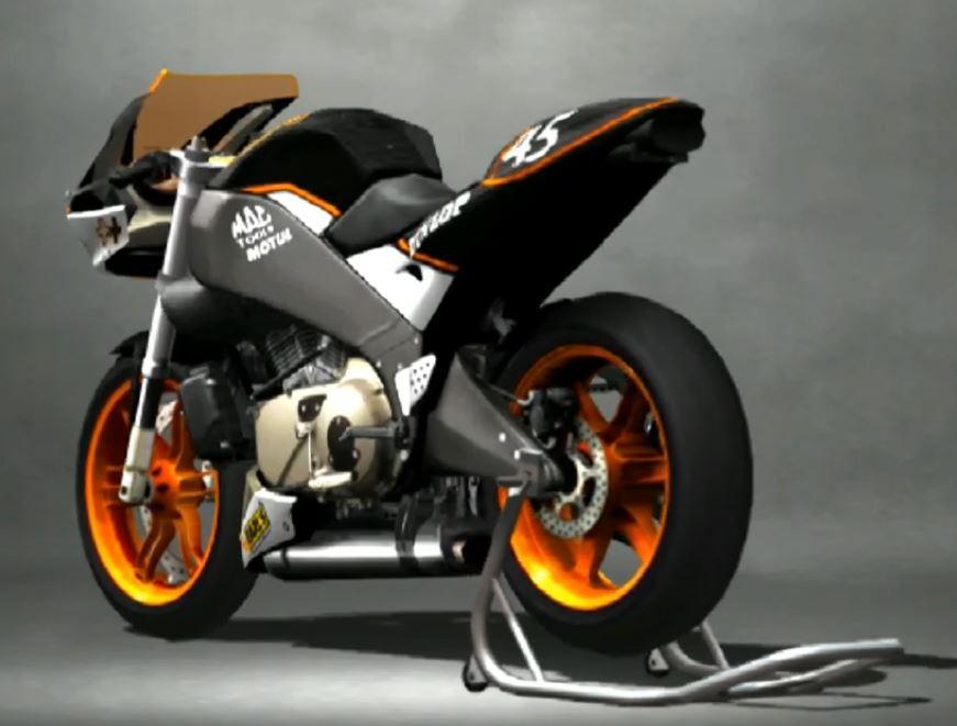 Buell Firebolt XB12R Racing Modify 2005
