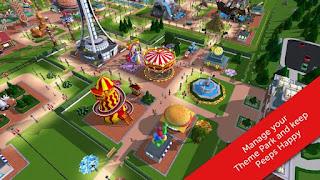 RollerCoaster Tycoon Touch MOD APK - wasildragon.web.id