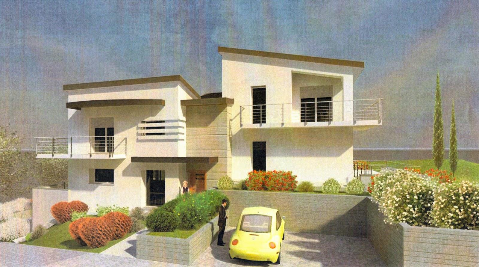 Scelta Colore Per Esterno Casa : Come scegliere il colore della casa esterno decorazione d