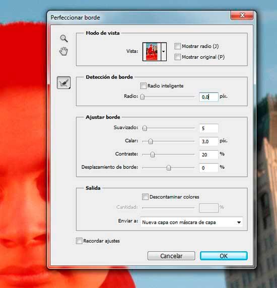 Tutorial Photoshop en Español Efecto Cine Paso 02