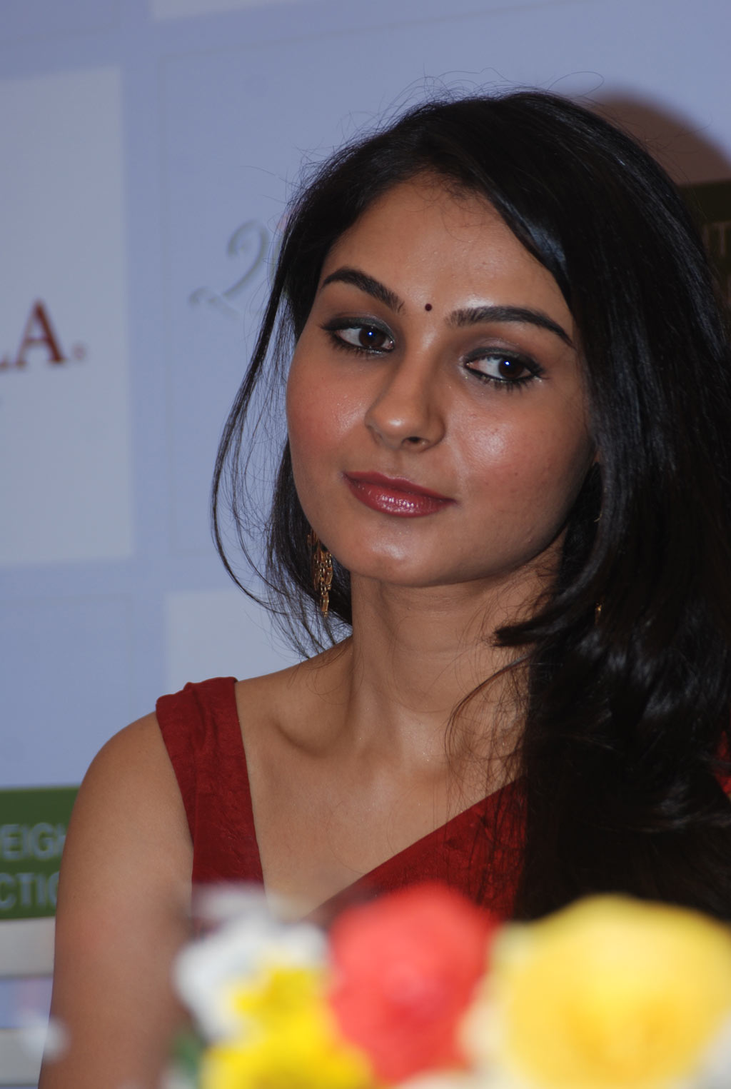 Andrea For Genesis Young Teen Julie: Andrea Jeremiah Latest Posters, Andrea Jeremiah Latest