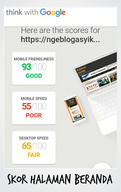 Google Merilis Alat Skor Pengujian Mobile Friendly Baru yang Lebih Efisien
