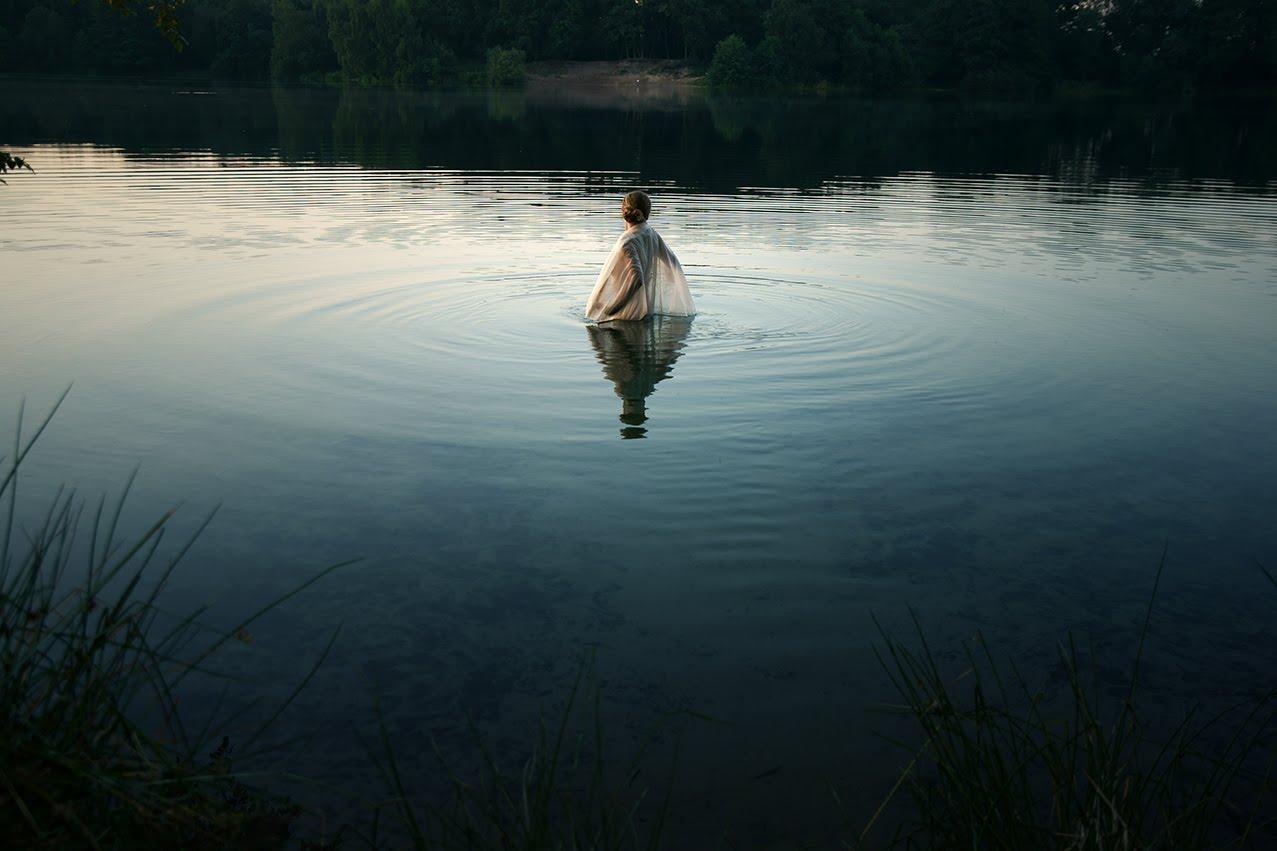 Gehen Marder Ins Wasser