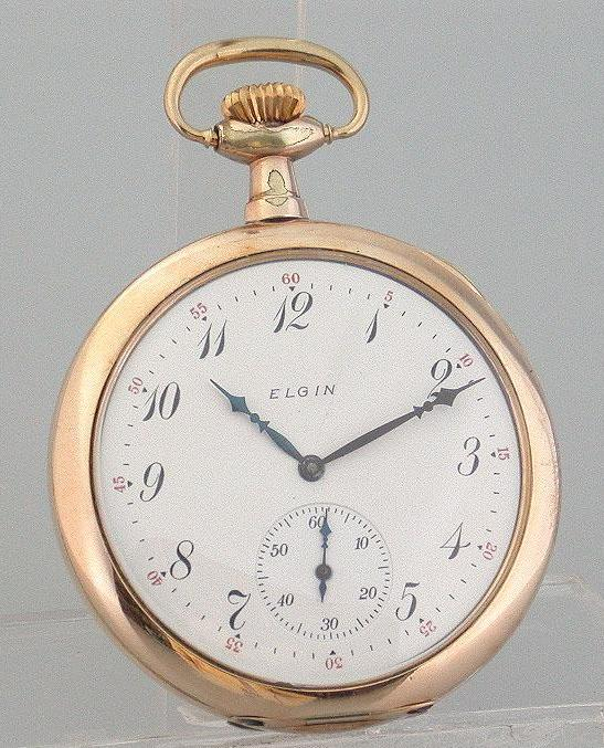 elgin pocket watch serial number 792 2542