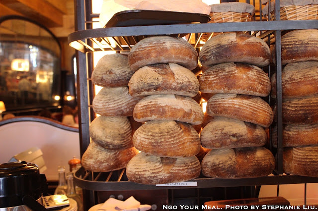 Bread at Balthazar