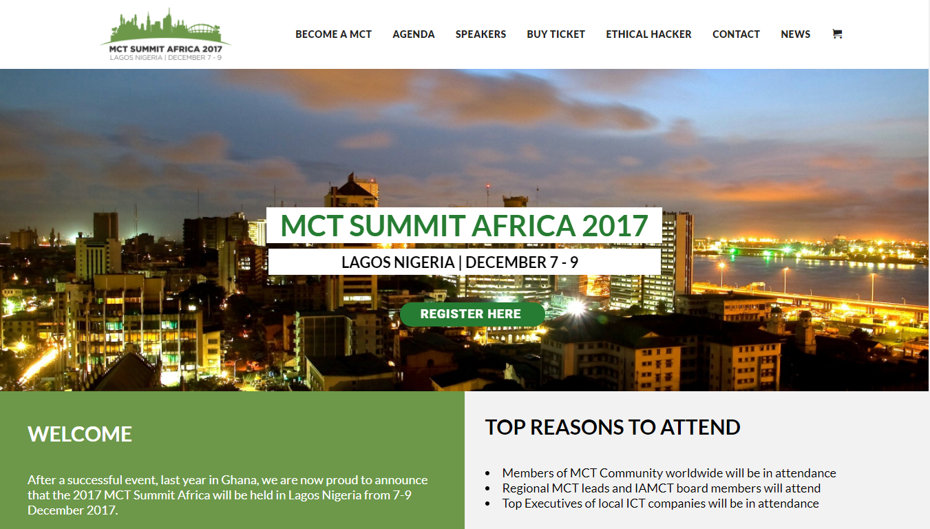 Become a microsoft certified trainer attend the mct summit africa yesterday a friend who works at chevron asked me for advice regarding what to share at an event he has been invited to talk on entrepreneurship and 1betcityfo Images