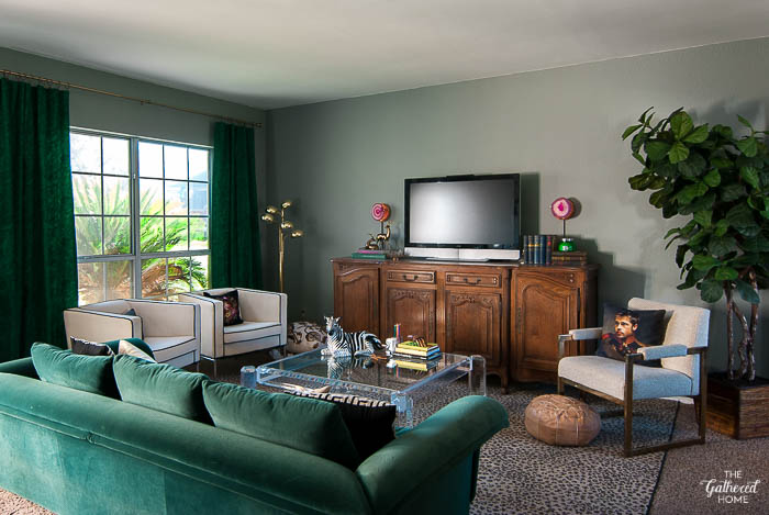 Eclectic Living Room. eclectic living room design zachary horne ...
