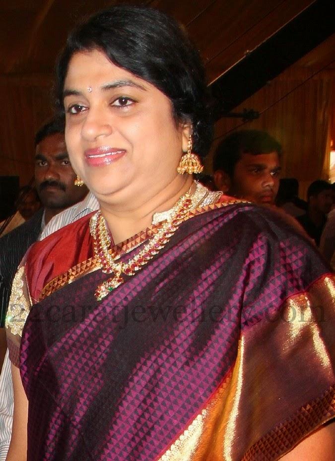 Sailaja Kiran Mango Necklace - Jewellery Designs