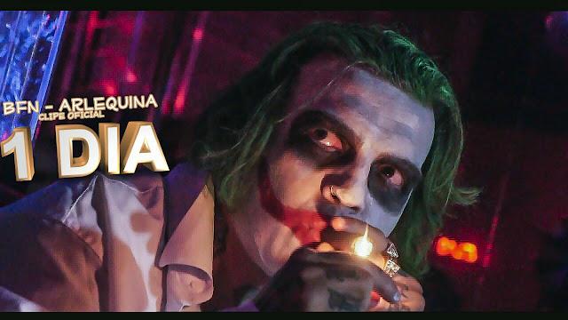 """O grupo gaucho BANCA FORTE DA NORTE, lança um teaser do seu clipe chamado """"Arlequina"""""""