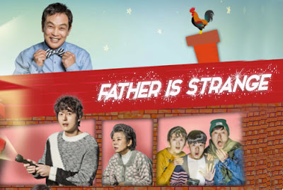 Drama Korea Father is Strange