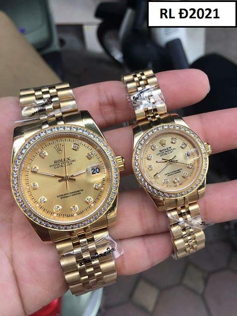 Đồng hồ đeo tay Rolex Đ2021