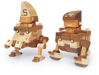 Juguetes de madera - wood toys