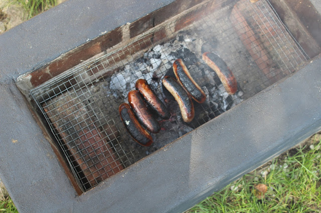 Easy DIY for BBQ